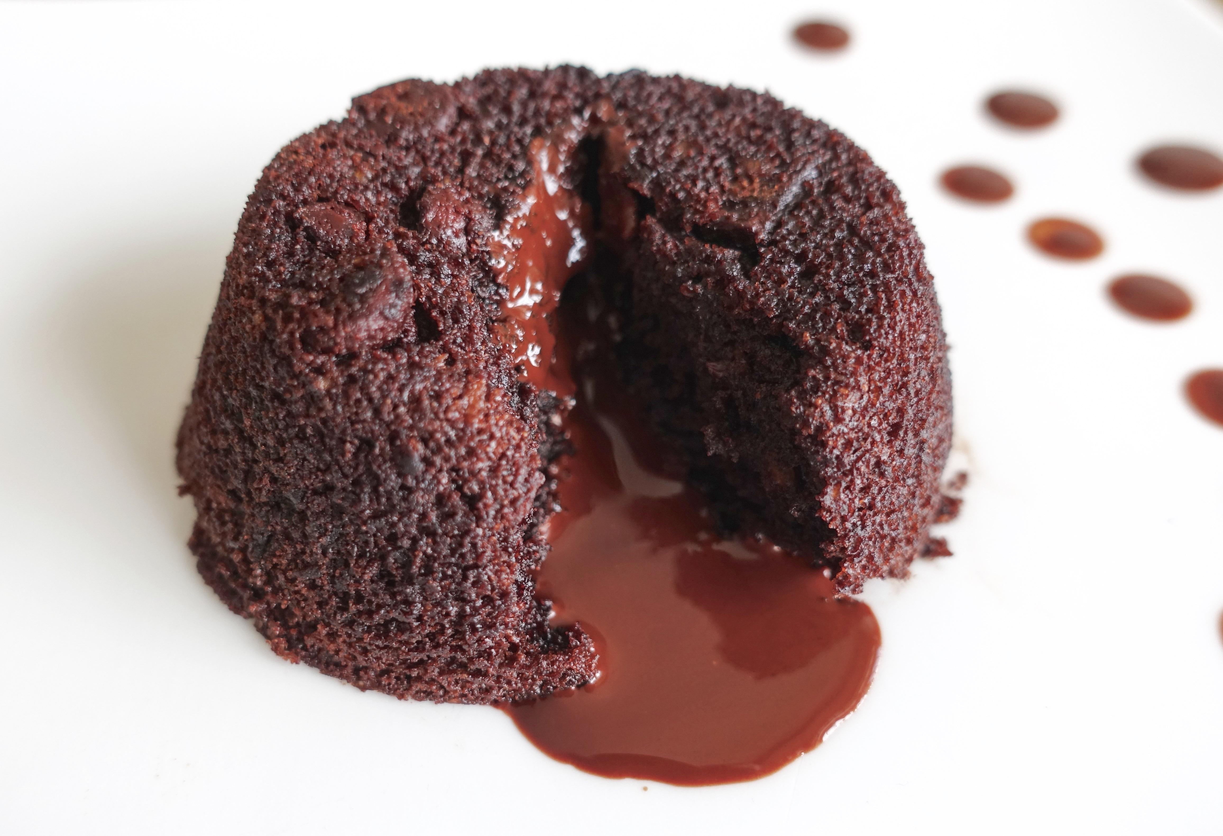 Molten Lava Cake | Kelly + Erinn