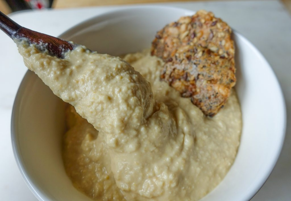 Kelly Childs best hummus recipe